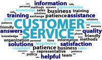 online customer service..specially on websites in addition to order processing ad mail handling..quality..effeciency and time mgt are our slogan