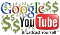 حساب أدسنس وقناة يوتيوب مربوطة مع الحساب للربح منها