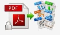 تحويل ملفات ال pdf الى اى صيغه تريدها مهما كان عدد صفحات الملف