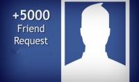 اضيف لحسابك على فيس بوك 5000 صديق