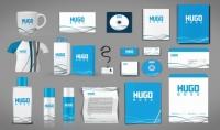 تصميم هوية كاملة للشركات واعضاء الفرق و الافراد