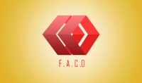 تصميم شعار او Logo بتقنية Flat Art