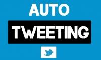 سأجعل حسابك على تويتر يغرد تلقائيا كل 30 دقيقة في غيابك