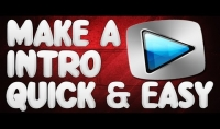 عمل فيديو مقدمة احترافية لقناتك على اليوتيوب فقط بـ 5$