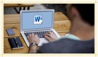كتابة وتفريغ الملفات الصوتية على برنامج وورد بدقة احترافية