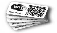 تصميم ثلاث QR Code لشبكه ال WiFi الخاصة بك