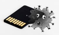 سوف أعلمك كيف تسترجع الصور التي حذفتها الڤيروسات من بطاقة الذاكرة