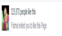صفحة فيس بوك بها أكثرمن 300 000 الف اعجاب ونشيطة لو حابب تعلن عندي علي الصفحة اطلبني
