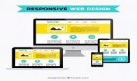 تصميم قالب احترافي لموقغك HTML