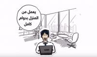 تصميم فيديو بتقنية الوايت بوورد لمواضيعك