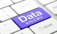 data entry