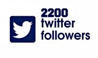 اضافة 2000 متابع عربي خليجي في حسابك التويتر