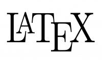 الكتابه ب استخدام latex او word وعمل الpresentations
