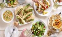 تقديم وصفات طعام من حول العالم باللغة العربية