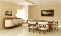 رسومات ومشاريع كاملة اوتوكاد  تصميم المنزل والاثاث 3d