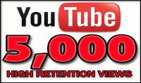 مشاهدات يوتيوب عالية الجودة مع ضمان عدم حذف المقطع