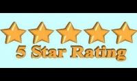 تقيم 5 نجوم لموقعك او لصفحتك على الفيس بوك