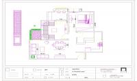 رسم التصميمات الداخلية2d 3d لاي وحدة سكنيةاو اداريه او تجاريه وعمل الرسومات التنفيذيه الخاصه بها