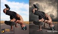 تعديل وتطوير الصور وتحسينها واظافة تأثيرات ممتازة