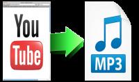 تحويل اي مقطع يوتيوب إلي mp3