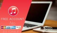 انشاء حساب ايتونز امريكي بدون فيزا او حساب بنكي فقط ب 5$