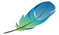 تصميم 28 شعار نصي احترافي باي لغة