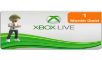 Xbox Live  US EU  Gold 1 Month Subscription