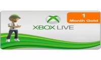 Xbox Live  US EU  Gold 1 Month Subscription