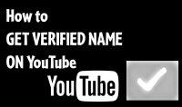بتوتيق اي قناة على يوتيوب