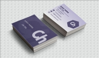 تصميم business card