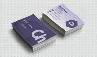 تصميم business card