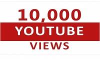 20 000 مشاهدة يوتيوب  quot;USA quot; آمنة وعالية الجودة