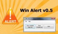 تطبيق Win Alert v0.5