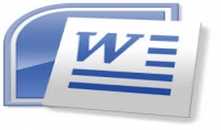 كتابة باللغة العربية والانجليزي على microsoft word