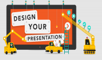 تصميم وتنسيق العروض التقديمية   Presentation Design