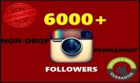 اضافة أكثر من 6000 متابع لحسابك على الإنستقرام خلال 24 ساعة فقط