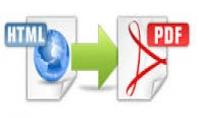 تحويل ملفات PDF إلى HTML