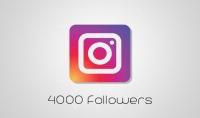 4000 متابع اجنبي مع ضمان التعويض