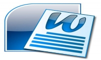 كتابة 7 صفحات على برنامج الوورد وتنسيق وصياغة الكلمات