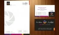 تصميم كل شيء من بطاقة التعريف إلى موقعك على الانترنت