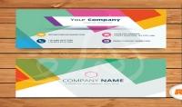 Design business card