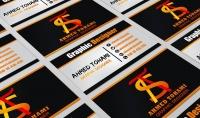 اصمم لك بطاقة اعمال  كارت  احترافي ومميز