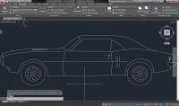 رسم مخططات و تصاميم ب AutoCad