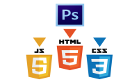 تحويل قوالب PSD إلى HTML بحيث يصبح متجاوب مع جميع الأجهزة