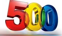 500 زائر يوميا لموقعك او مدونتك لمدة 7 فقط بـ 5 دولار