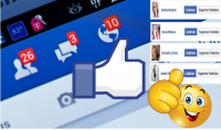 سأجعلك تحصل علي عدد لا نهائي من طلبات صداقة في فيس بوك يصل إلي 2000 طلب صداقة