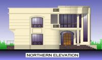 عمل تصميمات معمارية للمباني السكنية فيللات او عمارات او بيوت و ايضا المباني التجارية  اعمال صغيرة و متوسطة