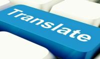 ترجمة 300 كلمة من الإنجليزية للعربية ب5 دولار