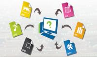 لتحويل بين أكثر من 30 صيغة معروفة للملفات الصوتية والفيديو والمستندات