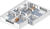 تصميم المبانى سواء كات منازل او فيلا او مطعام او فنادق او مدارس